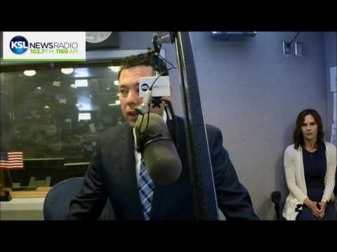 Jason Chaffetz: in studio