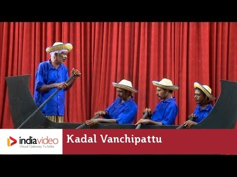 Kadal Vanchipattu - a coastal folk art form