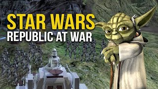STAR WARS REPUBLIC AT WAR! Ep 2