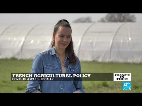 French agriculture in crisis: A challenge for tomorrow's farmers