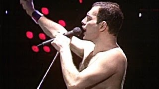 Queen - Radio Ga Ga 1986 Live  Sound HQ