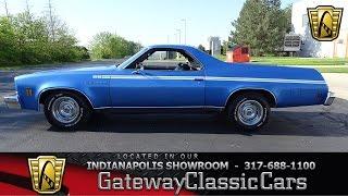 1973 Chevrolet El Camino SS 798-NDY