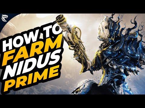 WARFRAME: HOW TO FARM NIDUS PRIME!