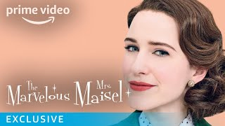 The Marvelous Mrs. Maisel - Magazine Photoshoot | Prime Video