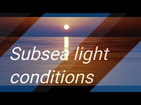 Subsea Light Conditions