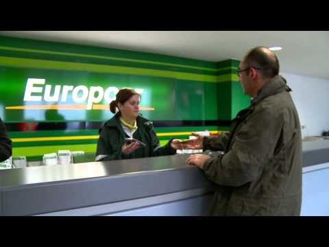 Confidence in switching payment service providers - Europcar