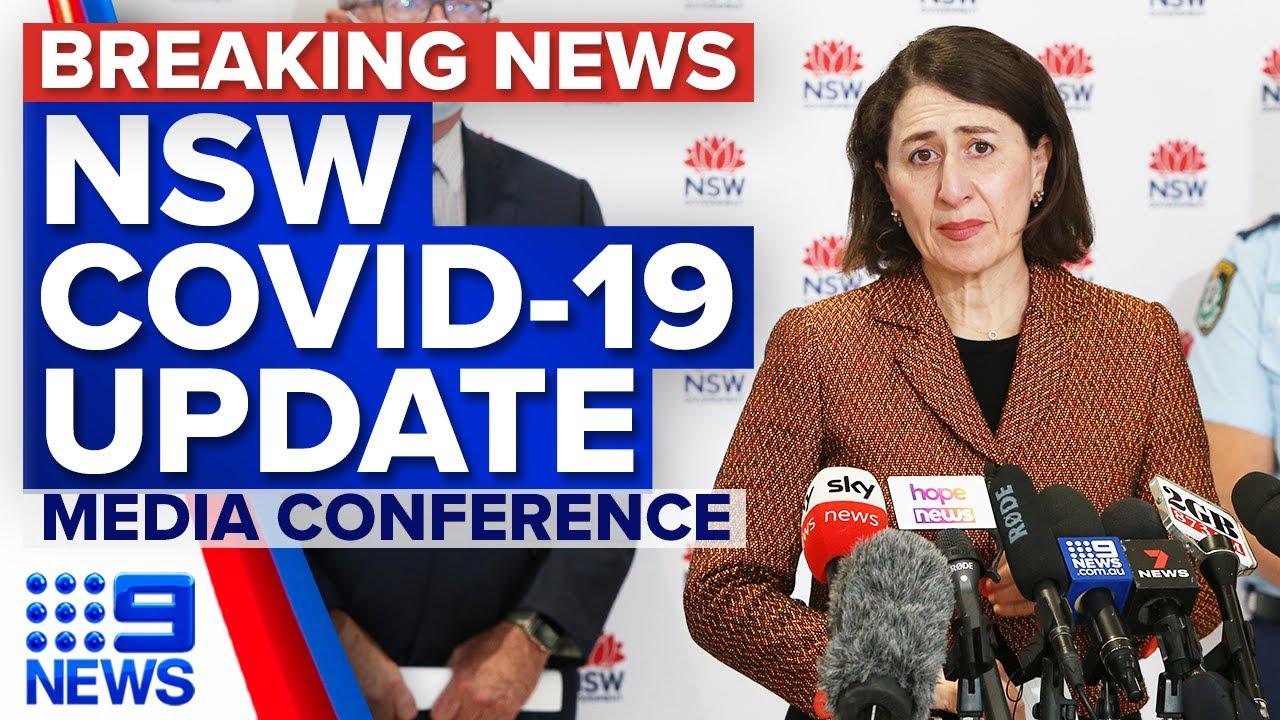 Download NSW records 145 local COVID-19 cases | Coronavirus | 9 News Australia