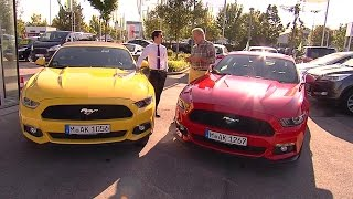 Autotest Ford Mustang