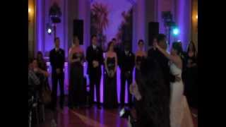 "2-2-13 WEDDING AT THE ""STRAND"", NAPLES FLORIDA WITH DJ/EVENT HOST DOMINICK & MSE"