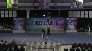 Cheer Aces All Stars PS B - ACIC 2017