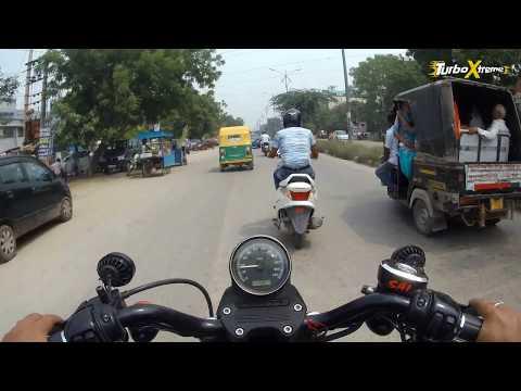 HARLEY 883 Ride in GURGAON ... Part 1 | TURBO XTREME