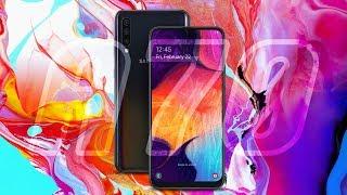Samsung Galaxy A70 unboxing | EL MÁS GRANDE