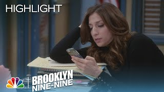 Brooklyn Nine-Nine - The Crew Tries To Make Gina Look Up (Episode Highlight)