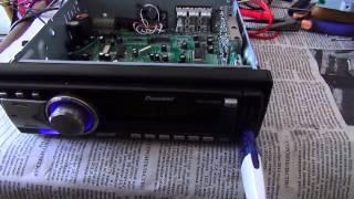 Ремонт автомагнитолы нет звука(Как я ремонтировал автомагнитолу где пропал звук. В контакте http://vk.com/rinat_pak Моя группа http://vk.com/public64164283., 2015-01-07T08:37:03.000Z)