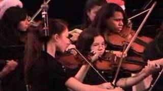 Hyde Park MS Advanced Orchestra - Holiday Hoedown