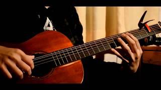 acoustic guitar riff (original) 1