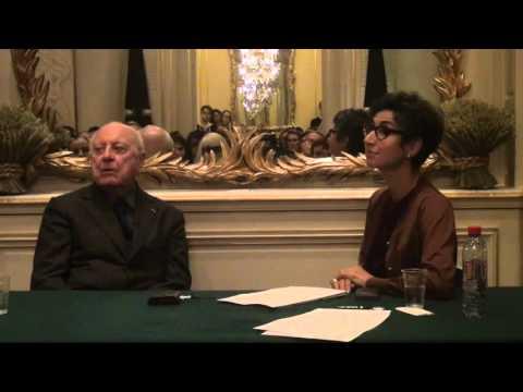 Rencontre avec Pierre Bergé