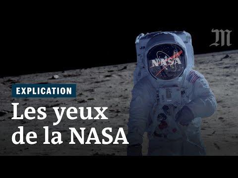 Comment la NASA