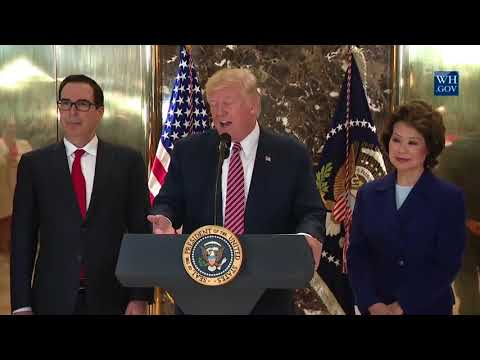 President Trump Gets Real with Media During Press Conference
