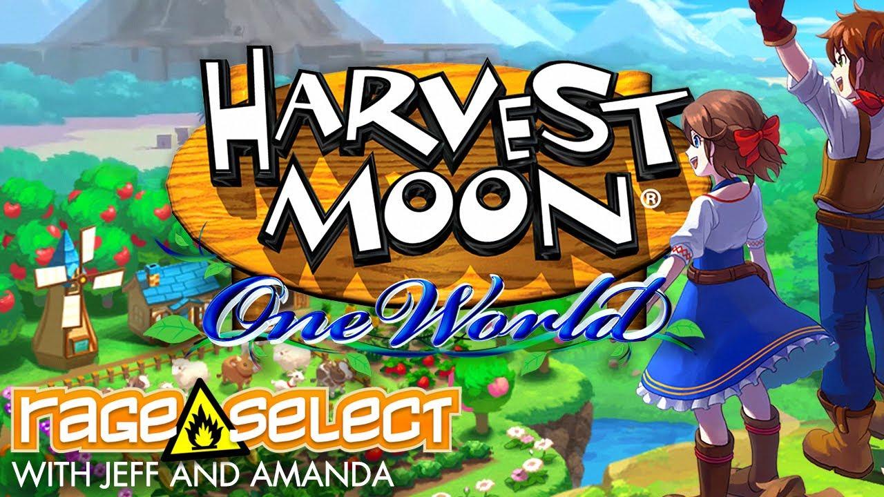 Harvest Moon: One World (The Dojo)