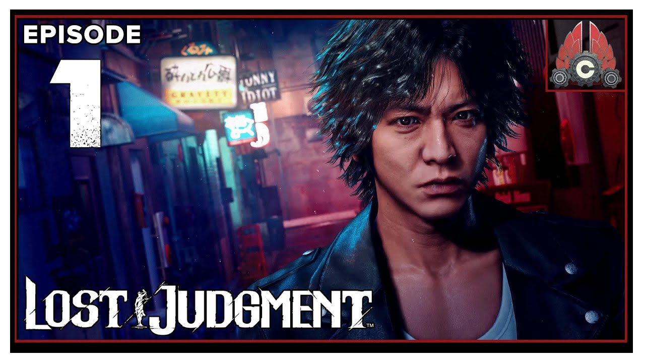 CohhCarnage Plays Lost Judgment (Thanks Ryu Ga Gotoku For The Key) - Episode 1