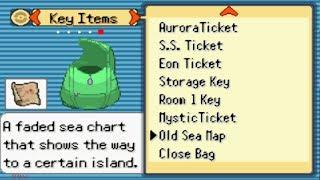 Gambar cover Get All Tickets In Pokemon Theta Emerald !!