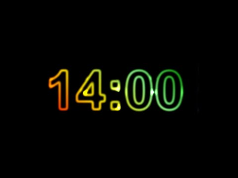 14 Minute Timer with Music ⏰🔔 Timer Countdown 14 Minutes