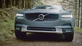 FIRST LOOK: 2017 Volvo V90 CROSS COUNTRY