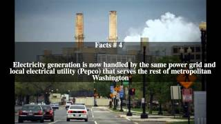 Capitol Power Plant Top # 6 Facts