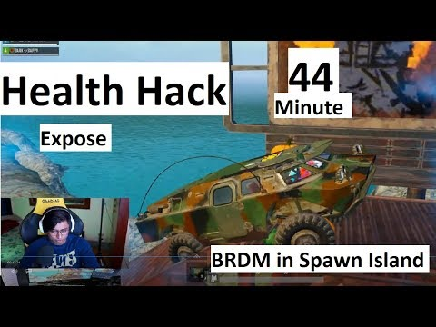 Draco Health Hack Expose   Longest PUBG Mobile Game World Record   BRDM In Spawn Island