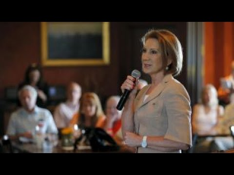 Fiorina mulling another presidential run