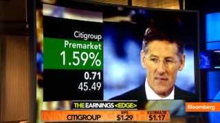How Citigroup Raked in 30% More Profit in Q1