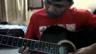 Kisi roz tumse mulaqat hogi - Guitar cover