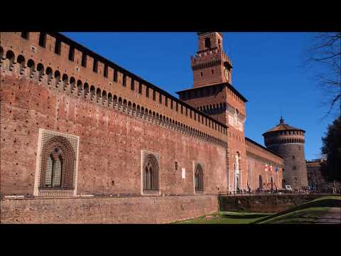 Sforza Castle – Introduction – Milan | Audio Guide | MyWoWo (Travel App)