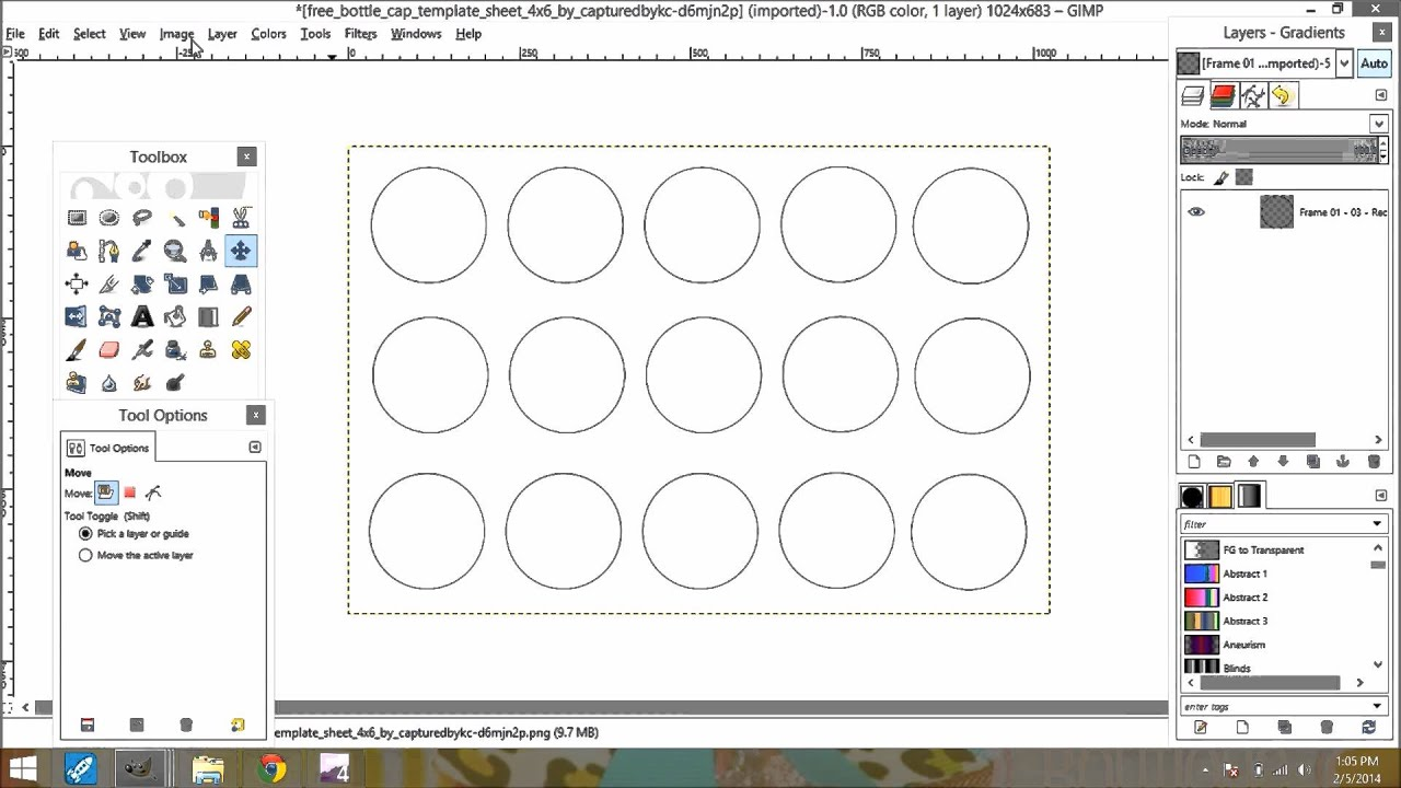 photograph regarding Printable Bottlecap Images known as How towards Deliver a Bottle Cap Template