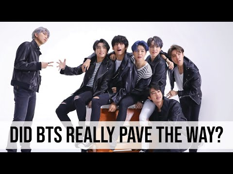 How BTS Paved the Way Part 2: BTS' Impact on US & Europe Perception of Korean Artists