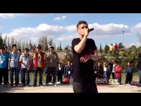 Allame - Sayko (Canlı Performans) / Çorum HipHop Fest.