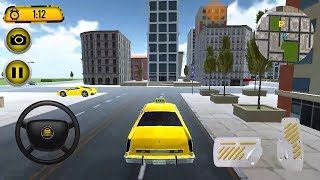 Cab Driving City Driver Taxi Games New 2018 Android Gameplay
