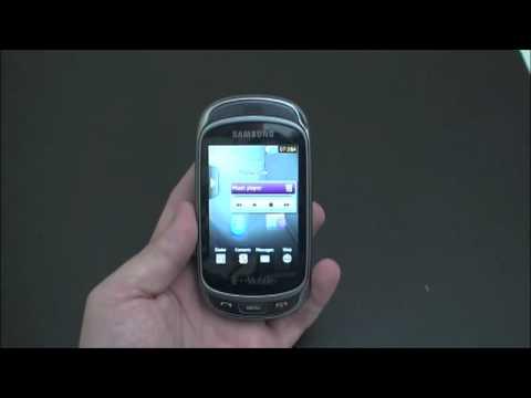 Samsung Gravity T Quick View