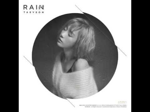 O1 Taeyeon (태연) - Rain (레인) [ FULL AUDIO ]