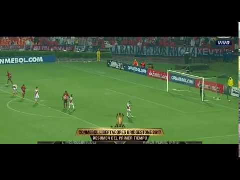 Independiente Medellín vs River Plate 1 3 Resumen Goles Copa Libertadores 2017