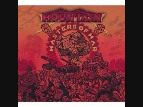 Mountain - Masters Of War (with lyrics) Duet L. West & O. Osbourne