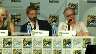 Comic-Con 2014 - Under the Dome Panel: Part 1