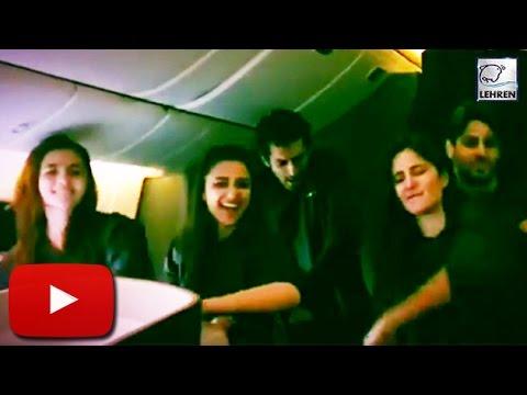 Katrina Kaif, Alia Bhatt, Sidharth Malhotra DANCE On Kala Chashma  | LehrenTV