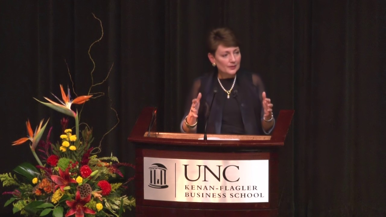 Dean's Speaker Series: Lynn Good, CEO of Duke Energy