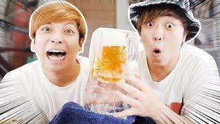 【検証】氷のジョッキでビールを飲むと美味しい!? thumbnail