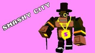 Симулятор разрушения СУПЕР МЕГА МОНСТРЫ в SMASHY CITY #3 ПРОХОЖДЕНИЕ игры SUPER MEGA MONSTERS
