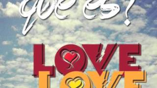 TALAWA - Love, Love, Love (Single 2013)