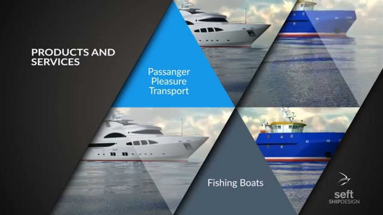 seft ship design company introduction video youtube