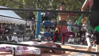 OPG 丸亀バサラ祭り大会2015 第3試合